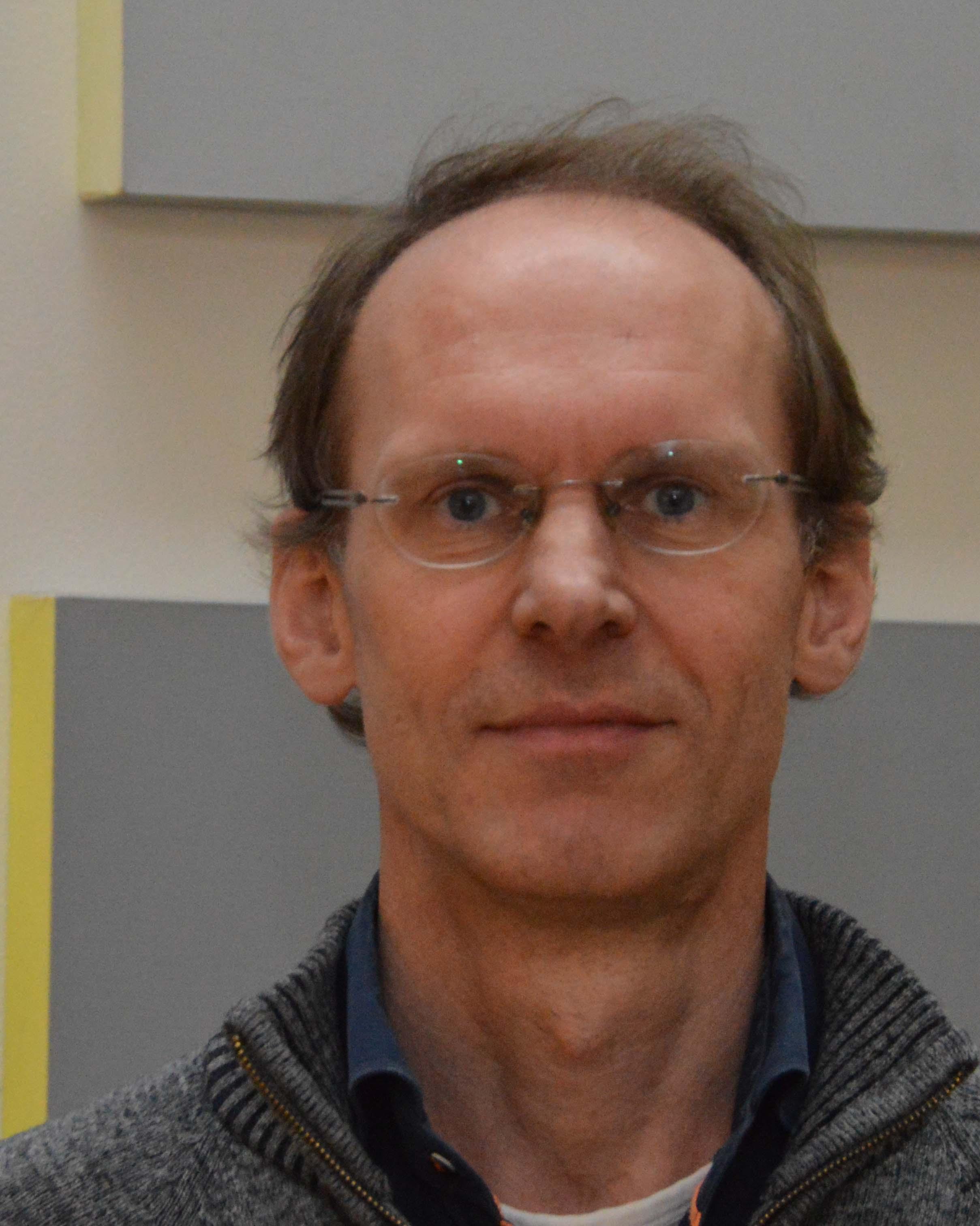 Researcher Adriaan Bedner