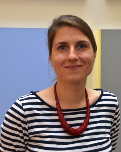 Researcher Kasia Mika