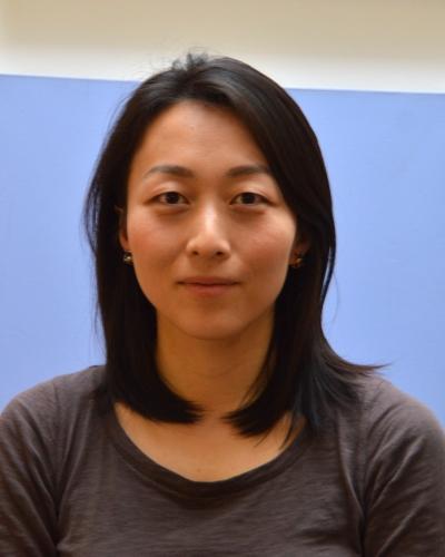 Researcher Hoko Horii