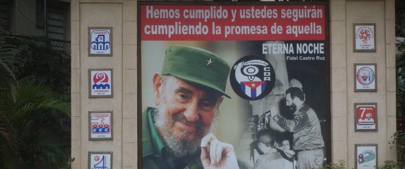 Blog Fidel Castro