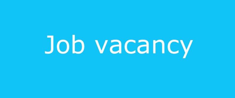 News job vacancy