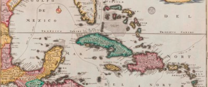 Crowd helps unlocking historical maps of the Caribbean - KITLV